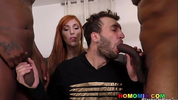 Huge tits tranny Bruna Angel anal rammed by hard man meat