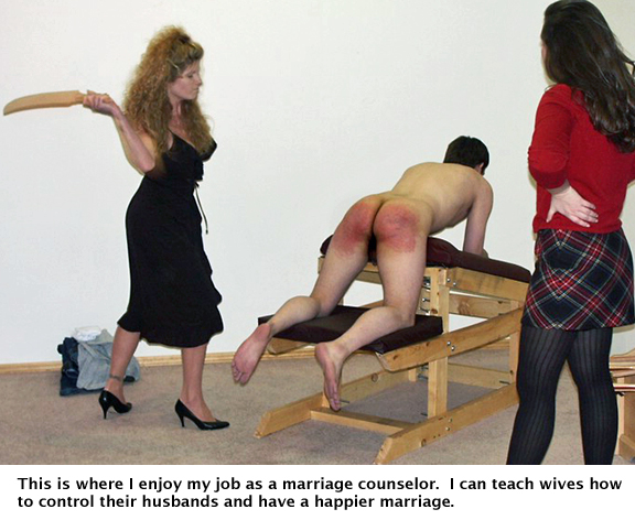 Femdom marriage counseling