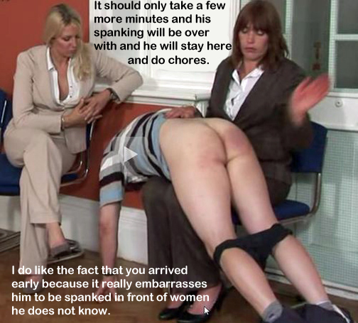 Chastity slave taught discipline with shocker