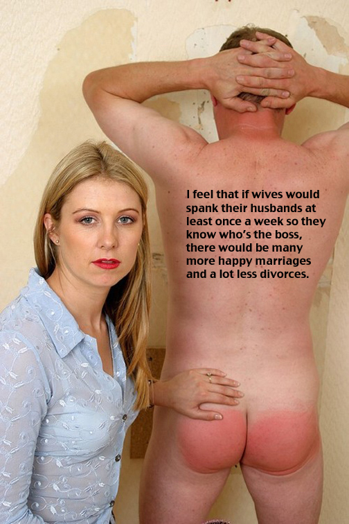 Why i spank husband