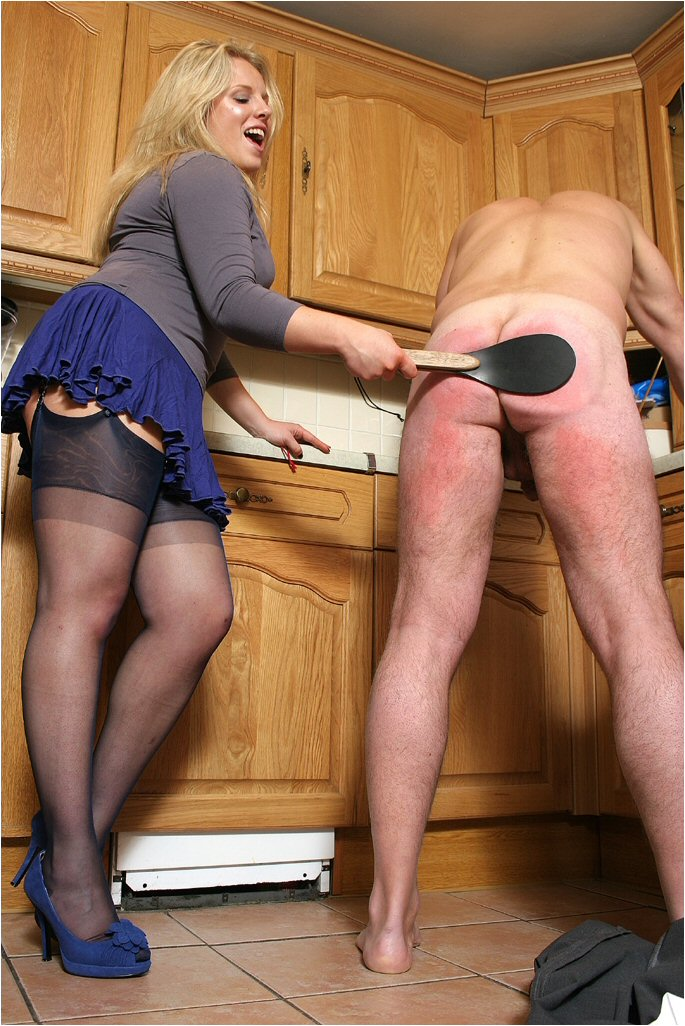 femdom-discipline-help-at-home
