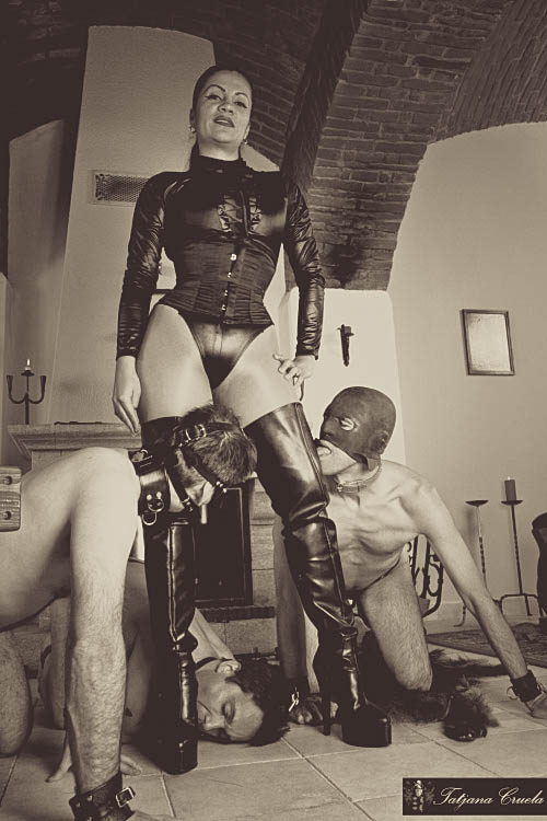 Leather And Latex Boots Femdom Sex Intporn 1