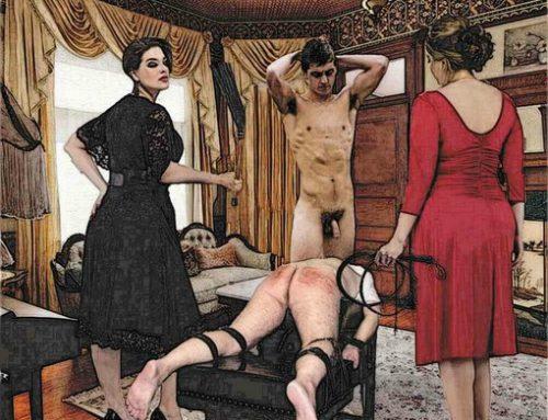 Mother & Daughter Discipline Husband & Fiance