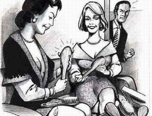 Dommes United: Teaching Women to Spank Men