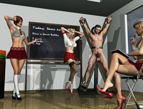 Male Management Discussions: Young Mistress' Study Group