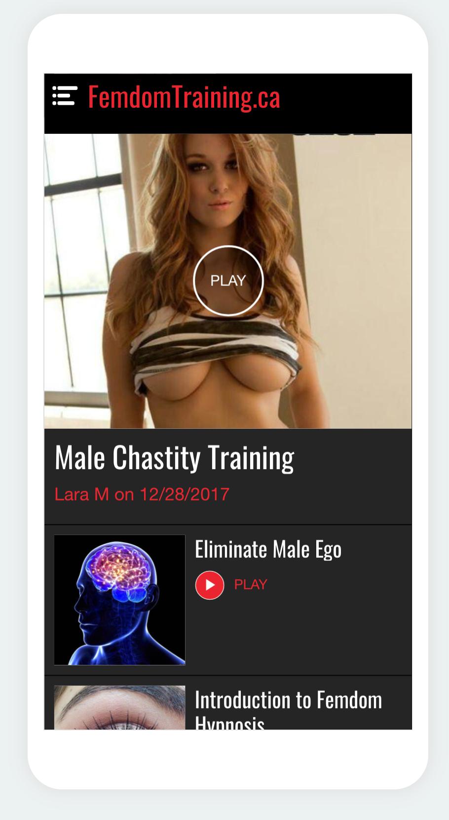 femdom app