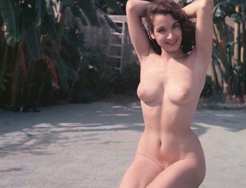 johnnydeejay: Vivian Maledy. 1950's US Such marvelous beauty!