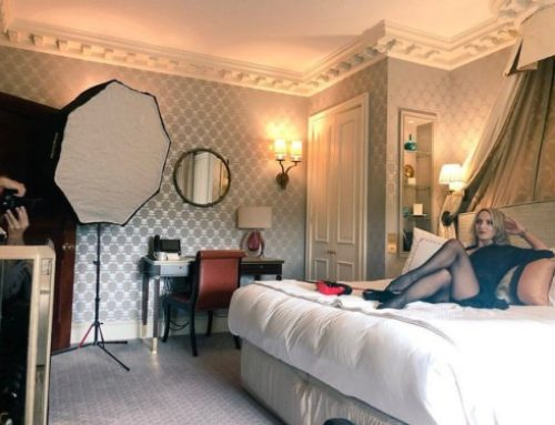 mistresscourtney:  Shooting with @the_image_idea in London…