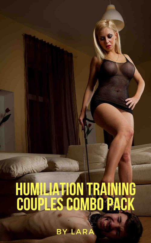 Humiliation Training Couples Combo Pack