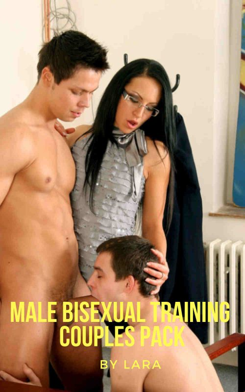 Male Bisexual Training Couples Pack