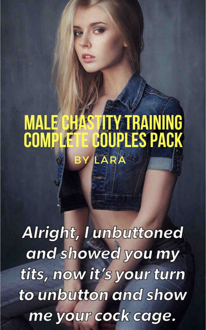 Male Chastity Training Complete Couples Pack