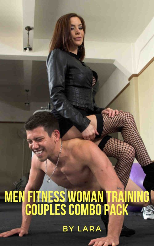 Men Fitness Woman Training Couples Combo Pack