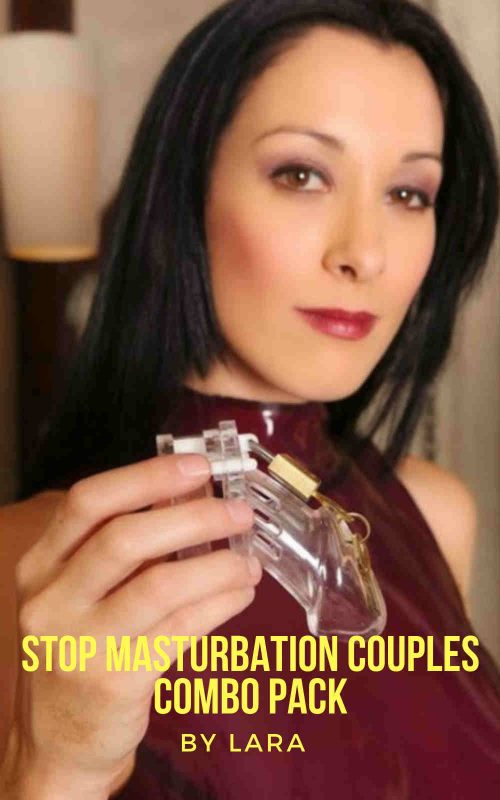 Stop Masturbation Couples Combo Pack