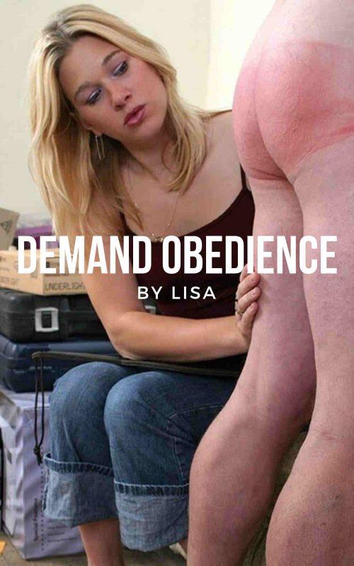 femdomdisciplineandobediencetraining