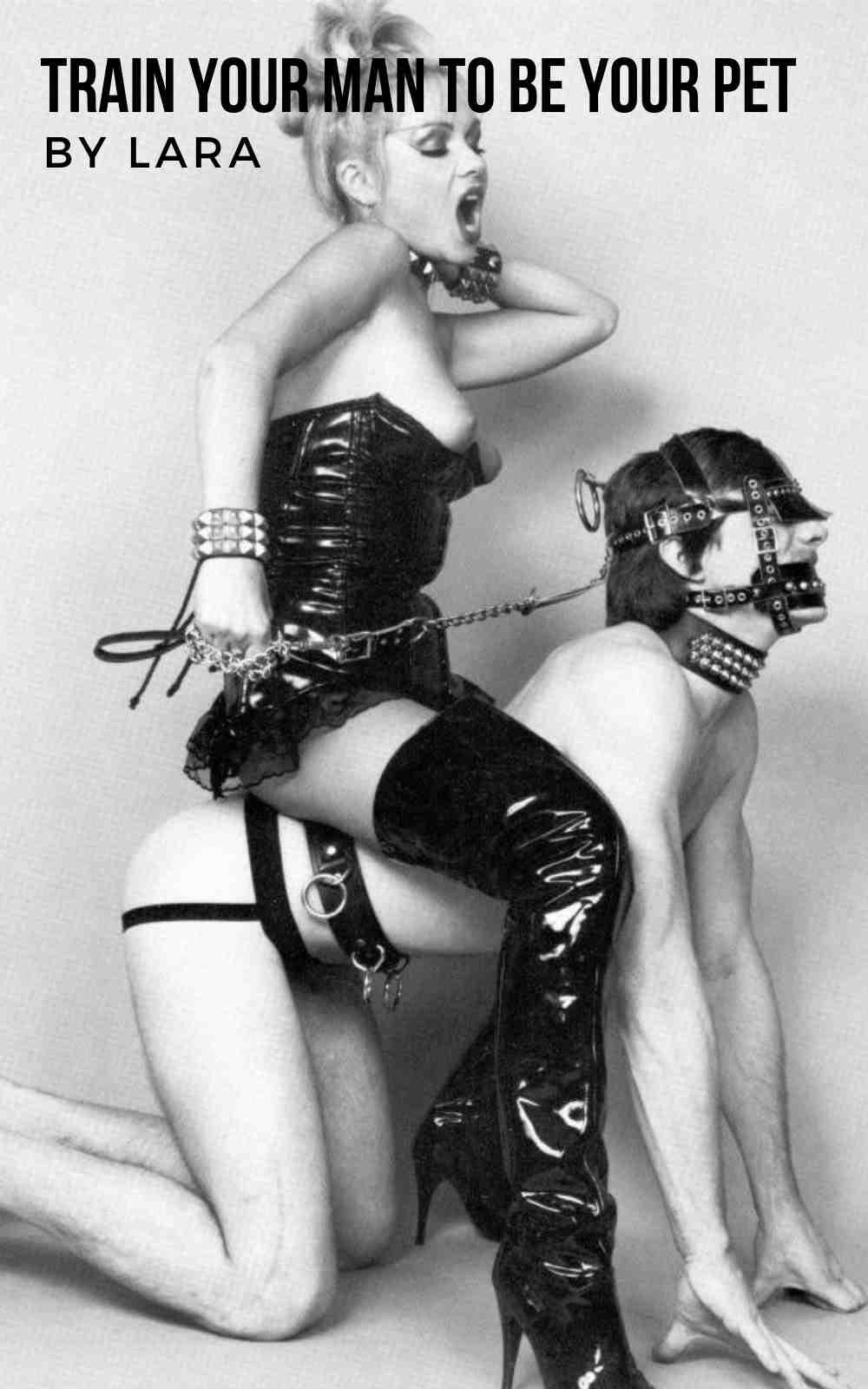femdom male slave training