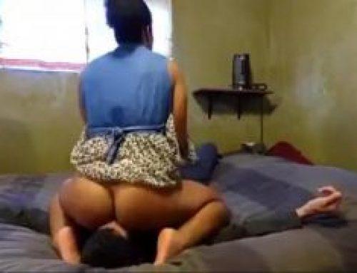 eating ass until she cum