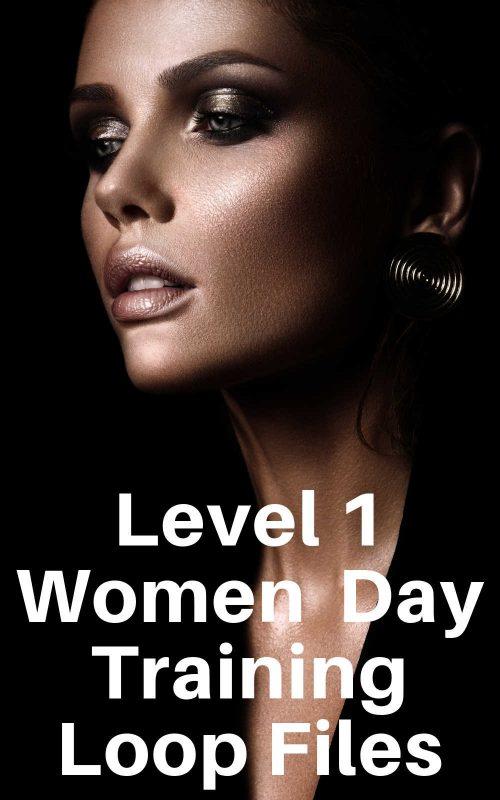 womenlevel1daytraining