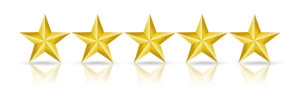 5 gold stars png 1